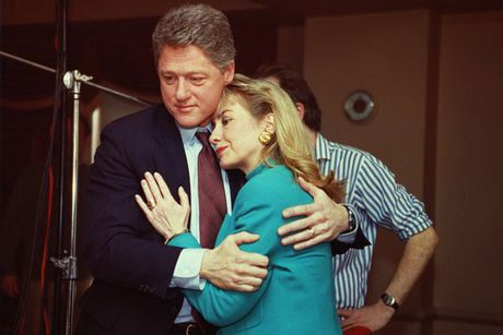 Bi mat 4 thap ky yeu va thoi ky nhieu dau don nhat trong cuoc hon nhan cua Hillary Clinton - Anh 6