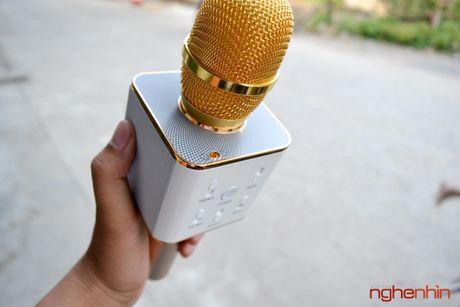 Tren tay Micro Bluetooth tich hop loa phat Tuxun Q7 - Anh 5