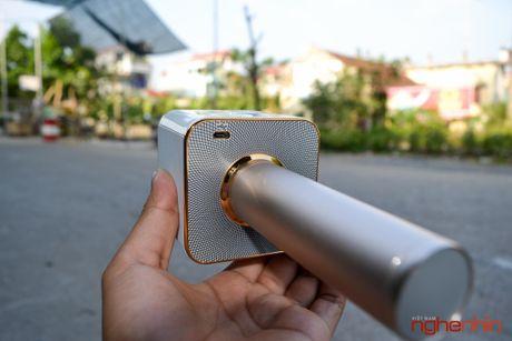 Tren tay Micro Bluetooth tich hop loa phat Tuxun Q7 - Anh 6