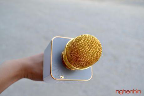 Tren tay Micro Bluetooth tich hop loa phat Tuxun Q7 - Anh 7
