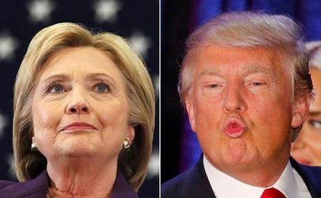 Hillary Clinton, Donald Trump canh tranh quyet liet tai bang 'phai thang' Florida - Anh 1