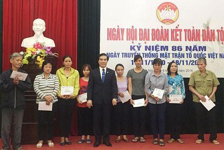 Tang cuong khoi dai doan ket tu moi cong dong dan cu - Anh 1
