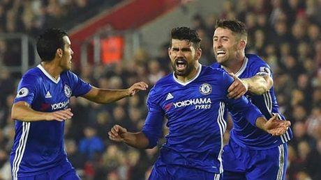 Dai thang Everton, Chelsea tam chiem ngoi dau - Anh 2