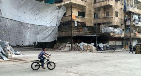 Bo Quoc phong Nga: My chang giup ich duoc gi cho Syria - Anh 1