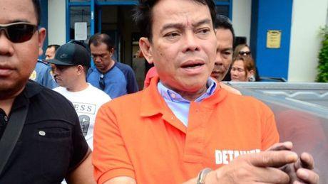 Thi truong Philippines lien quan den ma tuy bi ban chet trong nha giam - Anh 1