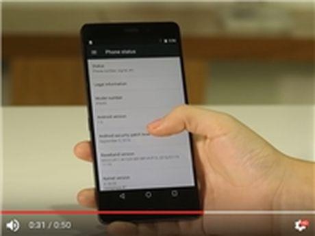 Smartphone Elephone P9000 sap duoc len doi Android 7 - Anh 1