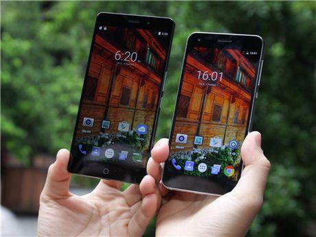 Smartphone Elephone P9000 sap duoc len doi Android 7 - Anh 2