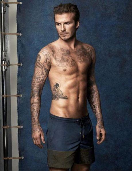 David Beckham bat ngo bi dan em thay the - Anh 1