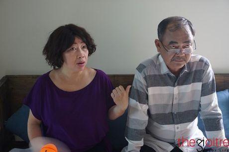 He lo dan dien vien chinh cua bo phim sitcom 'Gia dinh la so 1' - Anh 1