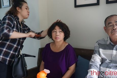 He lo dan dien vien chinh cua bo phim sitcom 'Gia dinh la so 1' - Anh 2