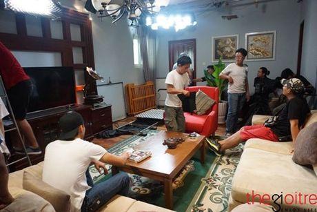 He lo dan dien vien chinh cua bo phim sitcom 'Gia dinh la so 1' - Anh 3