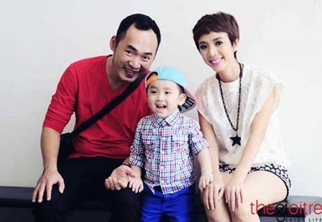He lo dan dien vien chinh cua bo phim sitcom 'Gia dinh la so 1' - Anh 4