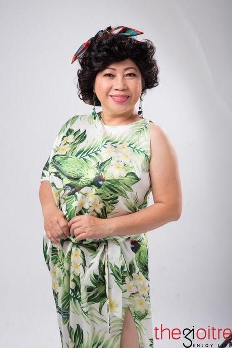 He lo dan dien vien chinh cua bo phim sitcom 'Gia dinh la so 1' - Anh 5