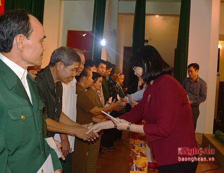Pho Chu tich nuoc Dang Thi Ngoc Thinh dang hoa tai Khu di tich Kim Lien - Anh 7