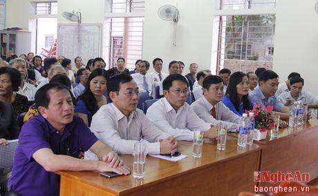 Dong chi Thai Thanh Quy du ngay hoi dai doan ket tai xom Tien Loc - Anh 2