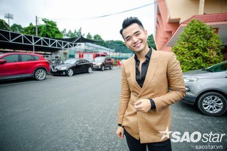 Pham Hong Phuoc duoc em gai 'ho tong' di thi Sing My Song - Anh 1