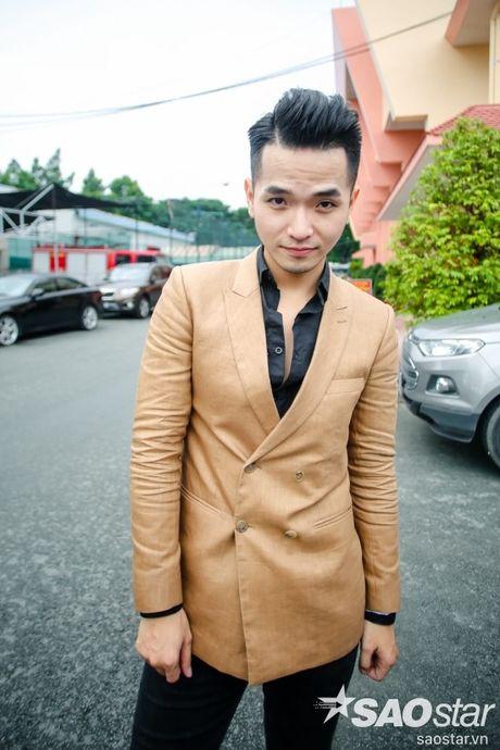 Pham Hong Phuoc duoc em gai 'ho tong' di thi Sing My Song - Anh 4