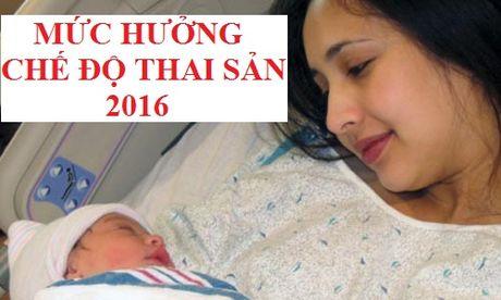 Khong di lam, co the huong che do thai san? - Anh 1