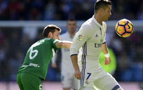 Gareth Bale toa sang, Real Madrid de bep Leganes 3-0 - Anh 1