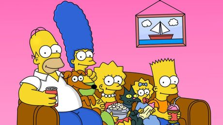 'The Simpsons' lap ky luc la phim truyen hinh dai nhat nuoc My - Anh 1