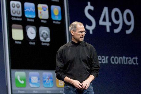 Cuu CEO Microsoft thua nhan sai lam vi da xem thuong iPhone - Anh 1