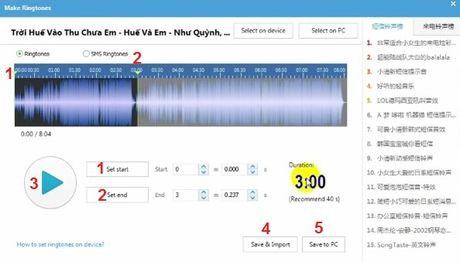 Huong dan cai nhac chuong iPhone bang iTools khong can iTunes - Anh 3