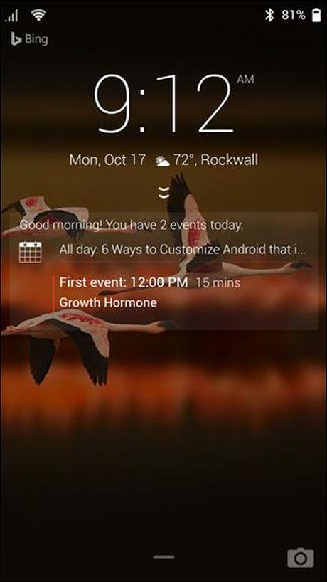 5 tuy bien Android ma nguoi dung iOS 'nam mo' cung khong thay - Anh 2