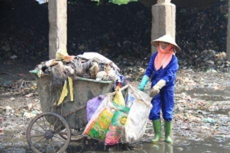 Can giai phap lau dai cho Nha may che bien phe thai do thi Viet Tri - Anh 1