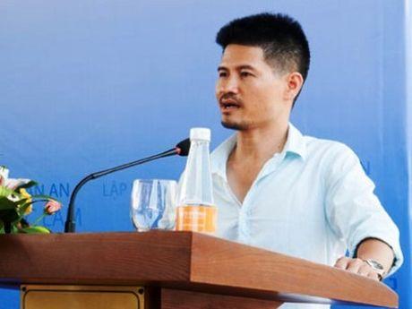 Trien lam tranh son mai 'Mach song' cua Vu Hong Nguyen - Anh 1