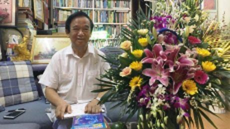 GS, TS, Nha giao Nhan dan Nguyen Lan Dung: Van de khoa hoc nao cang kho cang phai chiu kho tim cau tra loi - Anh 1