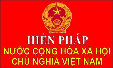 '70 nam Hien phap Viet Nam' - Anh 1