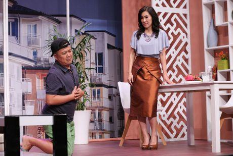 Tran Thanh hon Hua Vi Van tren san khau On gioi - Anh 11