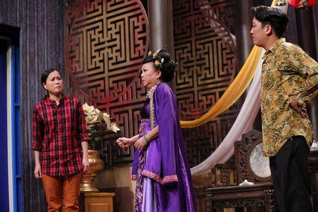 Tran Thanh hon Hua Vi Van tren san khau On gioi - Anh 16