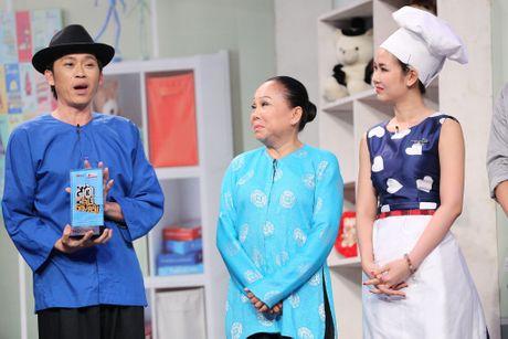 Tran Thanh hon Hua Vi Van tren san khau On gioi - Anh 18