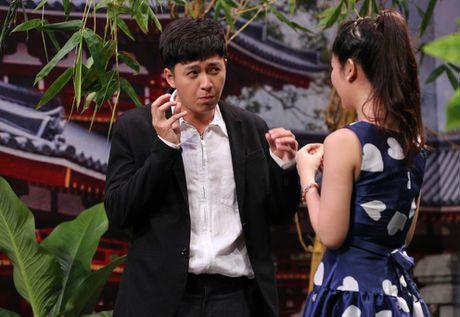 Tran Thanh hon Hua Vi Van tren san khau On gioi - Anh 4