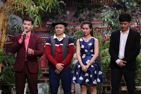 Tran Thanh hon Hua Vi Van tren san khau On gioi - Anh 6