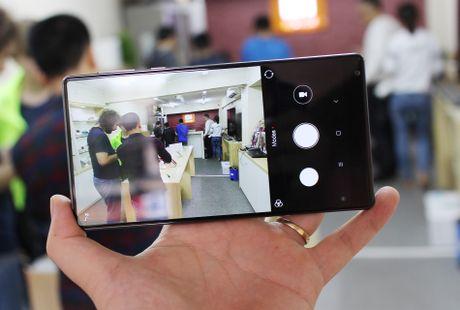 Xiaomi Mi Mix ve VN: Xung danh di dong cua tuong lai - Anh 12