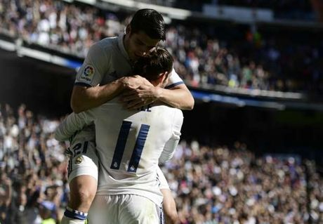 Real Madrid - Leganes: Bale toa sang giup Real xay chac ngoi dau - Anh 1