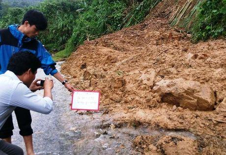 No luc thong tuyen tren duong Truong Son Dong - Anh 8