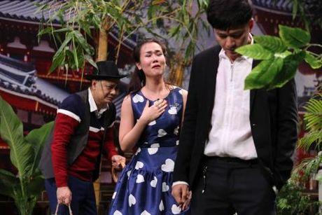 VIDEO mo man 'On gioi, cau day roi': Tran Thanh hoa 'bach ho ly' quyen ru Hua Vi Van - Anh 1
