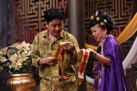 VIDEO mo man 'On gioi, cau day roi': Tran Thanh hoa 'bach ho ly' quyen ru Hua Vi Van - Anh 3