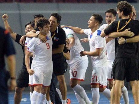 Cuu tien dao Southampton tin Philippines vuot qua vong bang AFF Suzuki Cup 2016 - Anh 1