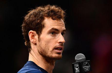 Andy Murray chinh thuc soan ngoi so mot the gioi cua Djokovic - Anh 1