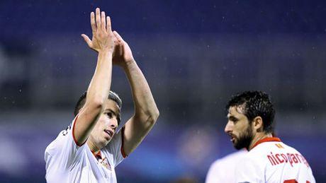 Sevilla - Barca: Tran cau then chot - Anh 2