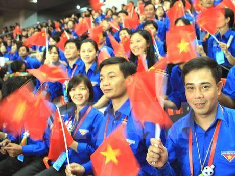 Khai mac Lien hoan Thanh nien Viet Nam-Trung Quoc lan thu 3 - Anh 1