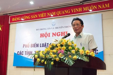 Luat Bao chi 2016 co nhieu quy dinh tien bo, phu hop voi thuc tien - Anh 1