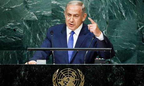 Israel tu choi tham du hoi nghi hoa binh Trung Dong tai Paris - Anh 1