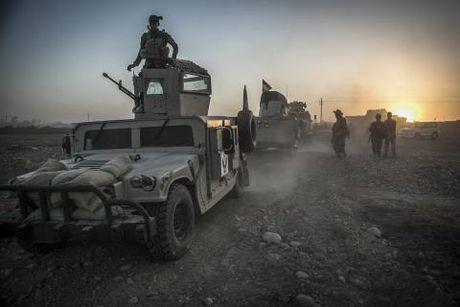 My can thang gap o Mosul lam qua cho ba Hillary? - Anh 1