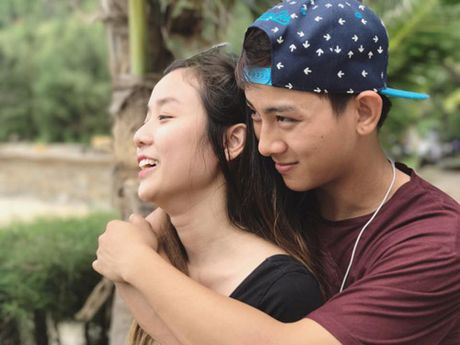 Con trai Hoai Linh lan dau ke chuyen tinh 5 nam voi co gai 19 tuoi - Anh 2