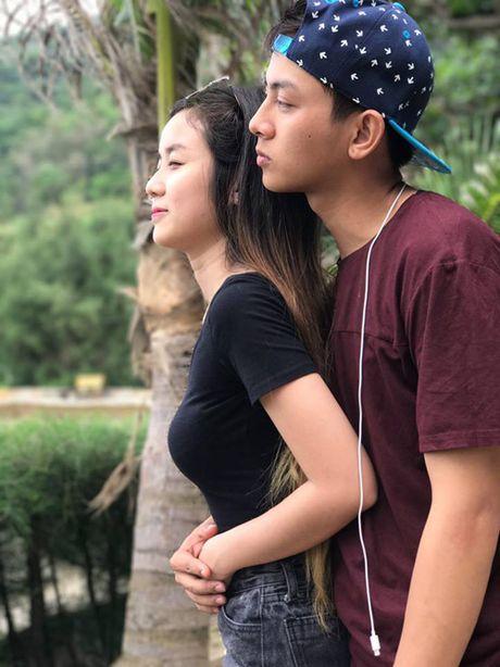Con trai Hoai Linh lan dau ke chuyen tinh 5 nam voi co gai 19 tuoi - Anh 3